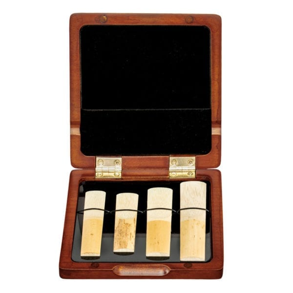 The Selecta Wooden Reed Case.