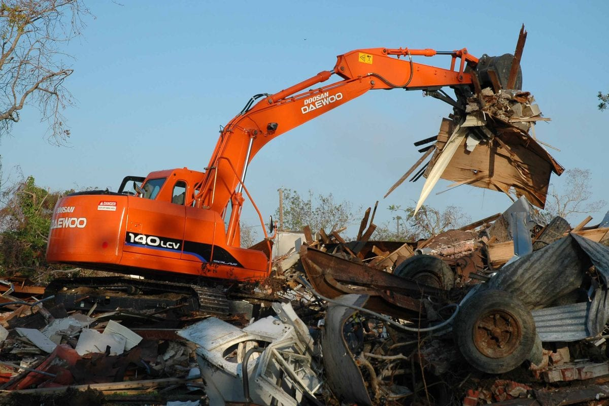 Debris Removal for any occasion, call us for a free estimate.