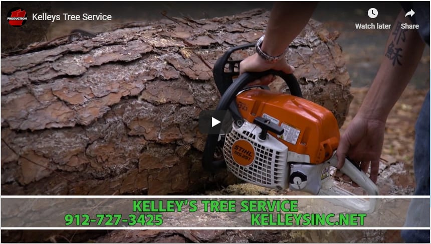 Kelley Tree Service Commercial